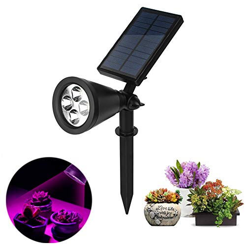 Solar Hydroponic Lights in US - 6