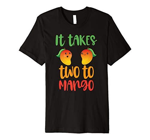 It Takes Two To Mango tshirt