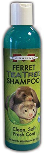 - Marshall 8-Ounce Small Animal Tea Tree Shampoo