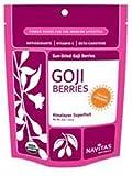 Navitas New Mega Size Package Naturals Organic Goji Berries, 48-Ounces