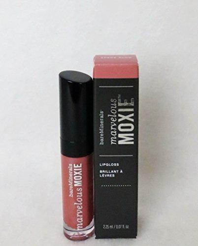 Bareminerals Mini Marvelous Moxie Lip Gloss, Spark Plug, 0.07 Fluid Ounce by Bare Escentuals by Bare Escentuals