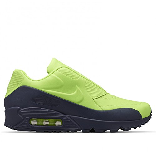 Nike Sacai x NikeLab Air Max '90 Slip-On Women's Shoe (6.5, Volt/Obsidian)