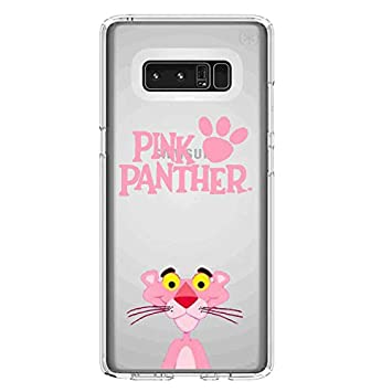 Todo Fundas Samsung Galaxy S8 Plus, Pantera Rosa Pink Panther Detectives Carcasa Niños Rosa Gel Silicona (Samsung Galaxy S8 Plus, 1)