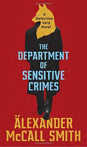 Ebook The Department of Sensitive Crimes: A Detective Varg Novel