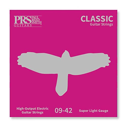 (PRS ACC-3103 Electric Guitar Strings .009-.042 Light)