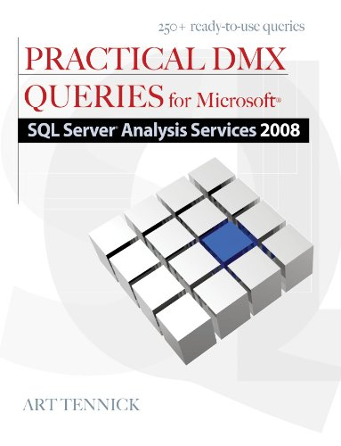 Download Practical DMX Queries for Microsoft SQL Server Analysis Services 2008 Pdf