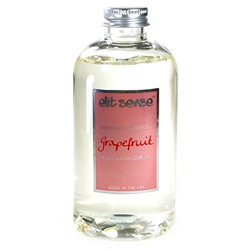 Elit Sense Grapefruit Reed Diffuser Refill Oil, 8 oz