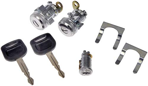 Dorman 924-5220 Vehicle Lock Cylinder Kit for Select Freightliner Trucks