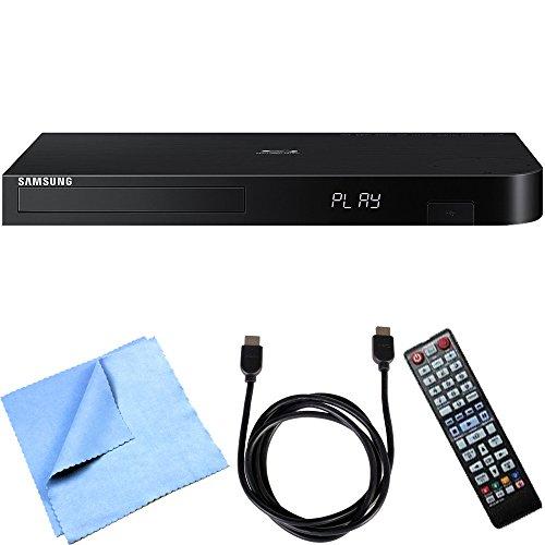 Samsung BD-J6300/ZA 3D Wi-Fi Blu-Ray Player Essential Acc...
