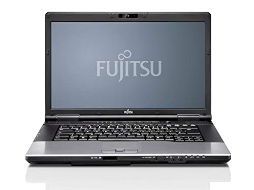 FUJITSU LIFEBOOK E751 Laptop, Intel Core I7 2620M Upto 3.4GHz, 8G DDR3, 1T HDD, DVD, WiFi, VGA, 15.6 Inch Screen, Win 10 64 Bit-Multi-Language Suppport English/Spanish/French(CI7)(Renewed) ()
