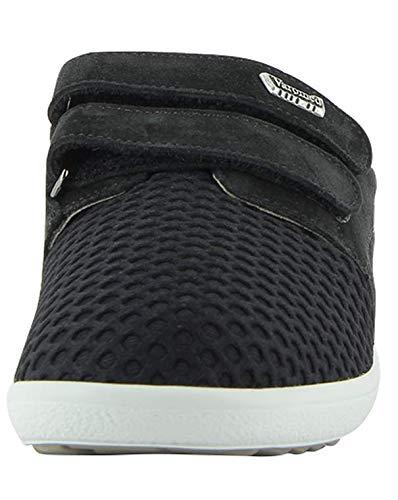 De Salud Señora Schwarz Zapatos Marseille 77271 Mujer cómodos zapatos Bajos Varomed qwSXpw