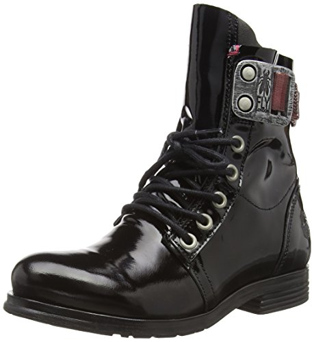 Stay 017 Negro Black London Militar Fly para Botas Mujer wO5SnqY8
