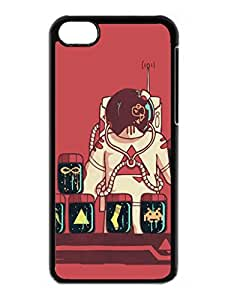Abstract iPhone 5C Case - Kleptonaut (2) silicone gel cases cover for iphone 5c case