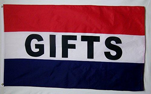 Gifts Flag 3' X 5'  Indoor Outdoor Business Banner