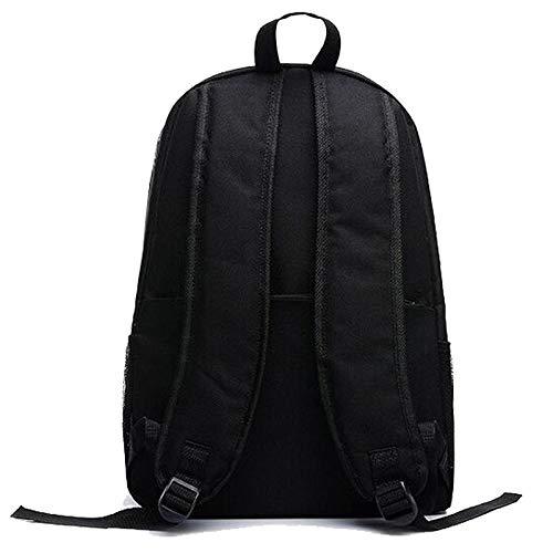 Amazon.com: Galaxy Starry Sky Shoulders Backpacks School Luminous Anime Bags Fairy Tail Print Cartoon Travel Nylon Bag for Teenage: Kitchen & Dining