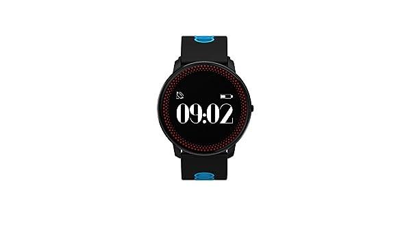 JSGJSH Pulsera Inteligente CF007 Smart Impermeable Reloj Pulsera ...
