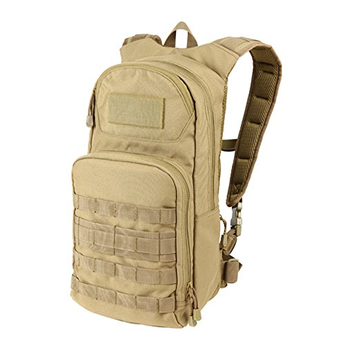 Condor Outdoor Fuel Hydration Pack - Color: Tan