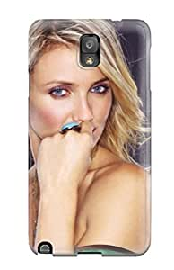 Hard Plastic Galaxy Note 3 Case Back Cover,hot Cameron Diaz 14 Celebrity Cameron-diaz People Celebrity Case At Perfect Diy