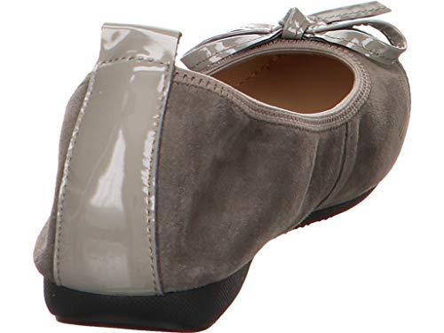 Grey Flats La 90070 Ballerina 20 Women's 227 Ballet xnq08wPOq