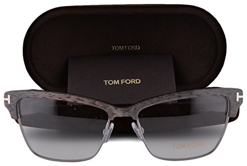 Tom Ford FT5364 Eyeglasses 53-15-140 Gray 020 TF5364 5364 For - Sunglasses Middleton Kate
