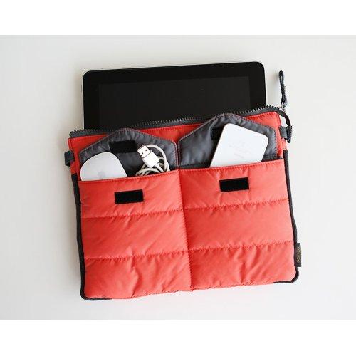Gadget pouch - Peach by invite.L