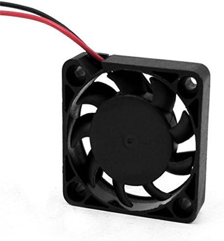 Nicebuty 40/x 40/x 10/mm DC 12/V pin ventola di raffreddamento quadrato brushless mini ventilatore