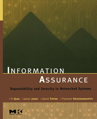 Download Information Assurance: Dependability and Security in Networked Systems (The Morgan Kaufmann Series in Networking) Pdf