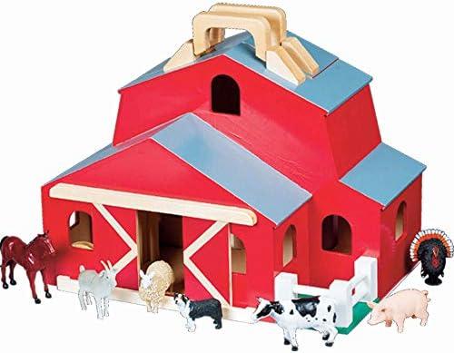 and Doug Fold & Go Large Barn
