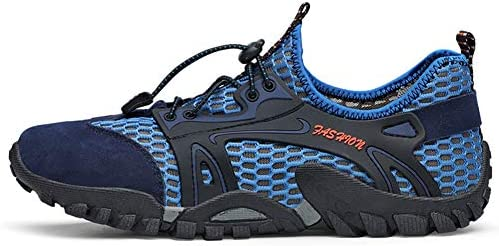 Men/'s Amphibious Athletic Hiking Swimming Water Shoe Outdoor Sandals Sneaker