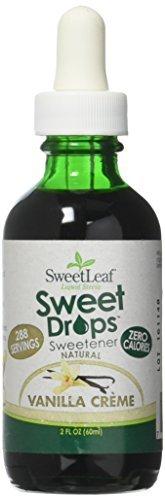 Sweetleaf Stevia Liquid 2 Oz (Vanilla Cream)