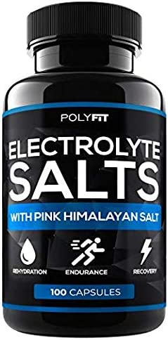 Electrolyte Salt Tablets Electrolytes Replacement