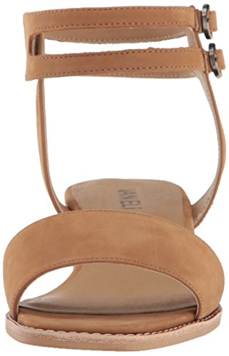 Nubuck Cuoio Sandal Wedge Women's Jarita VANELi qO8fxw1FP