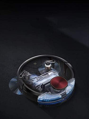 Robot Aspirateur Soin des Poils pour Animaux de Compagnie, Aspiration puissante, Robot de Nettoyage Intelligent à Chargement Automatique Superhero