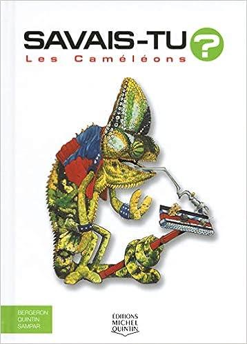 Savais-tu - Les caméléons