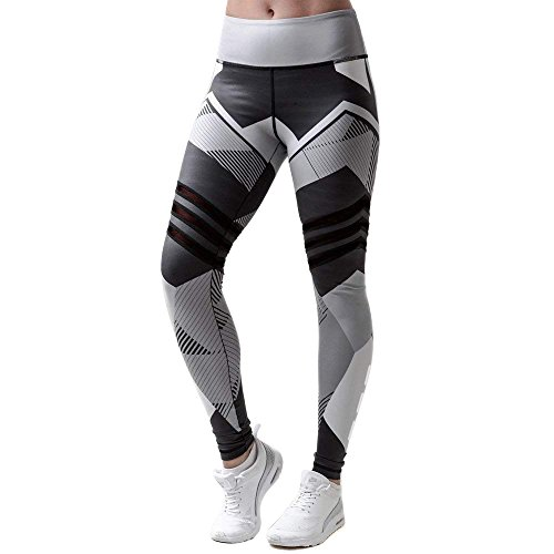 3fc01bfb1f CYMF Skinny Sport Leggings Yoga Pant Exercise Workout High Waist Flexible  Compression