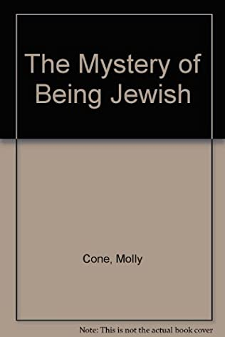book cover of The Mystery of Being Jewish