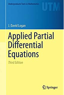 Vector calculus paul c matthews 8601200929386 amazon books applied partial differential equations undergraduate texts in mathematics fandeluxe Gallery