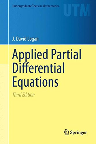 Applied Partial Differential Equations (Undergraduate Texts in Mathematics)