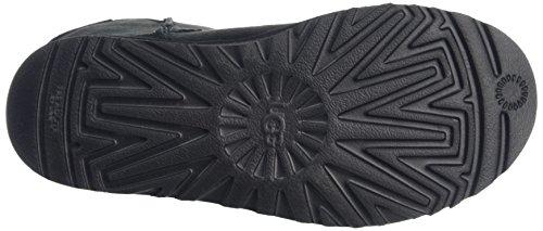 UGG Women's Classic Short II Winter Boot, Black, 8 B US by UGG (Image #3)