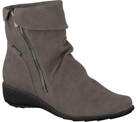 Mephisto Womens Seddy Boot Pewter Greta K5I99oeW4