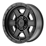 XD Series By KMC Wheels XD133 Satin Black - XD133 17X9 8X165.10 Black (-12 Mm) - XD13379080712N
