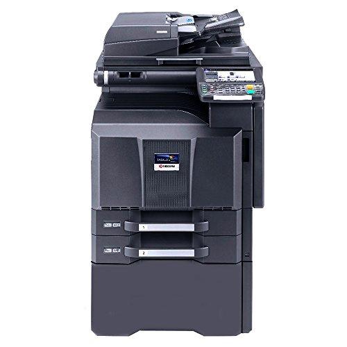 Kyocera TASKalfa 3550ci Color Copier Printer Scanner All-in-One MFP - 11x17, 12