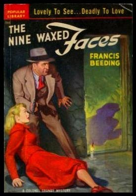 THE NINE (9) WAXED FACES - A Colonel Alistair Granby Mystery
