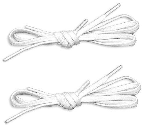 Tylastic Shoelaces - Tylastic Shoelaces White,36