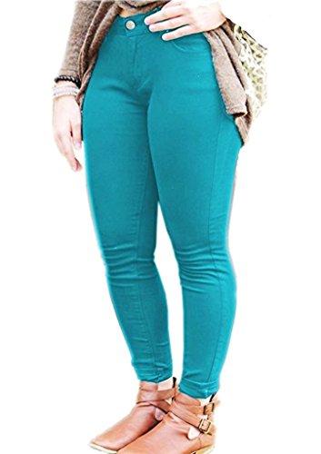 Fashions Donna Sa Jeans Fashions Sa Turquoise RrrqwxICd5