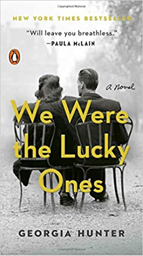 book review, we were the lucky ones, georgia hunter, kathleen gati