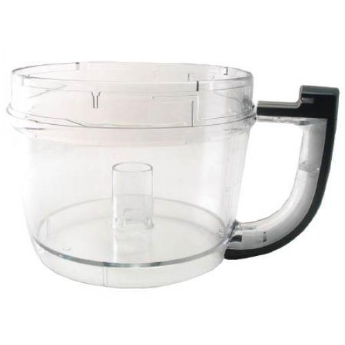 kitchenaid food processor bowl black kfp72wbob amazon co uk