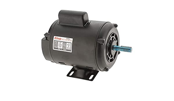 G2903 Grizzly Motor 3//4 HP Single-Phase 1725 RPM Open 110V//220V