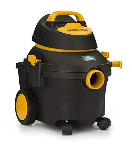 Shop-Vac 4 Gallon 5.5 Peak HP Wet/Dry Utility Vacuum with SVX2 Motor Technology ()