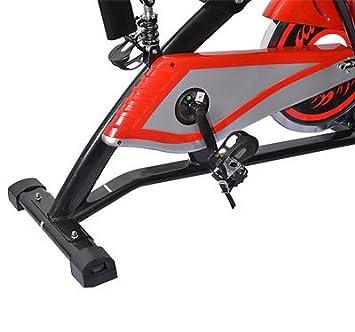 HOMCOM Bicicleta Estatica Spinning Fitness Gimnasio Bici ...